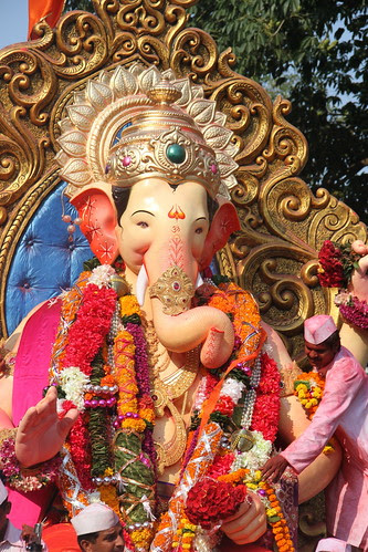 The Magic of Lalbagh Chya Raja Shot Through The Soul of Poetry by firoze shakir photographerno1