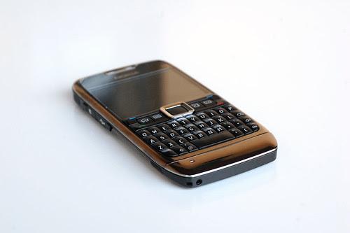 Nokia E71 ソフトバンク