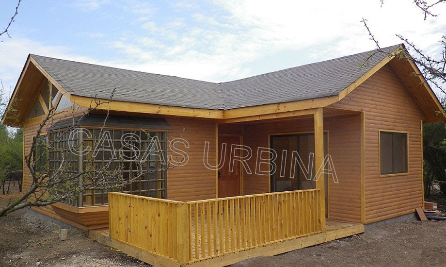 Casas prefabricadas en chile casas de madera constructora casas
