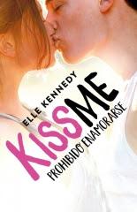 Resultado de imagen de PERSONAJES KISS ME LIBRO
