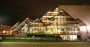 The Hult Center for the Performing Arts in Eug...