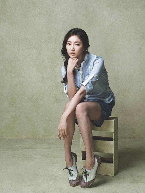 Kim Sa-rang shines in golf wear photo shoot 'unrealistic ...