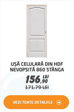 Usa celulara din HDF nevopsita 860 stanga la 156.9 lei