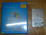 WinXPと60GBのHDD