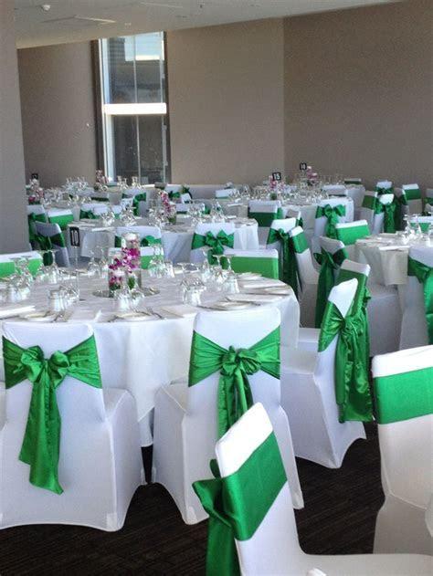 Emerald Green Wedding Decorations