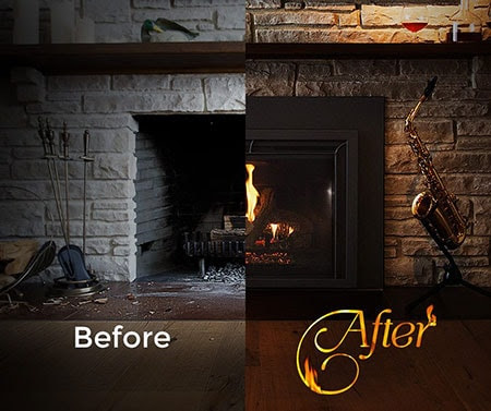 A New Fireplace Insert Can Update Your Home Design Heat Glo