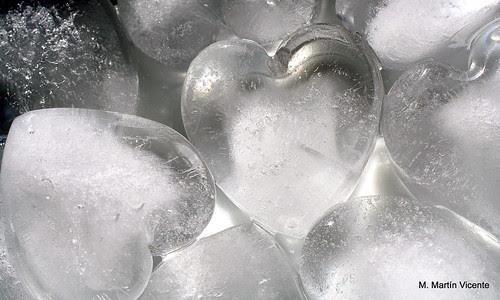 hielos románticos para los calores
