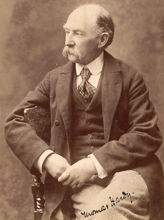 thomas hardy picture photograph
