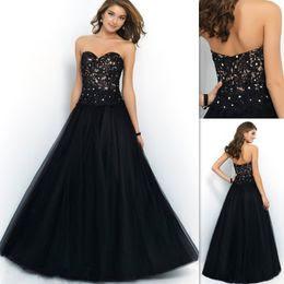 Black lace evening dress australia