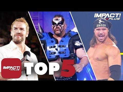 5 Most Shocking Slammiversary Returns in IMPACT Wrestling History