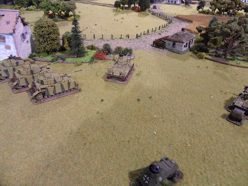 German T-34 leads the way