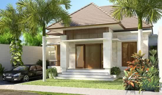 new desain teras jawa modern
