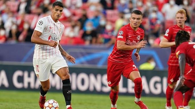 «Севилья» — «Зальцбург»: счет матча 1:1, обзор голов — Футбол