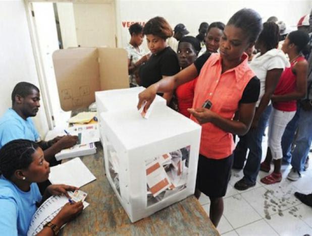 Haití vive una crisis electoral
