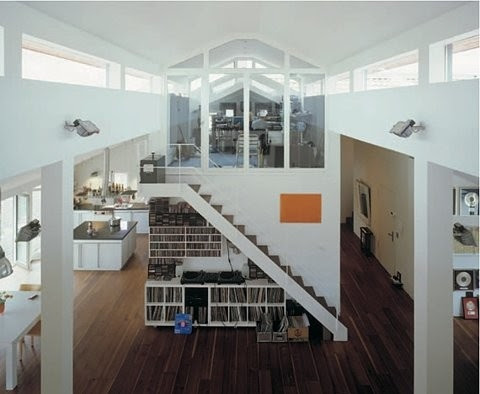 Design Ideas For Loft Living