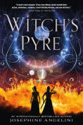 Title: Witch's Pyre (Worldwalker Trilogy Series #3), Author: Josephine Angelini