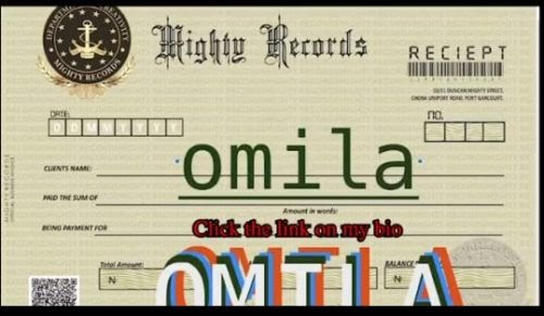"""MUSIC : Duncan Mighty – """"Omila"""""""