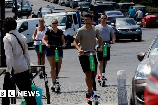 5daa41e99b4 Google News - Uber poised to make investment in scooter rental ...