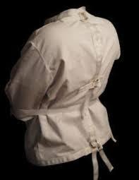 straight jacket plain