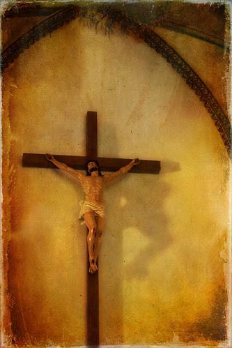Jesus by mythlady