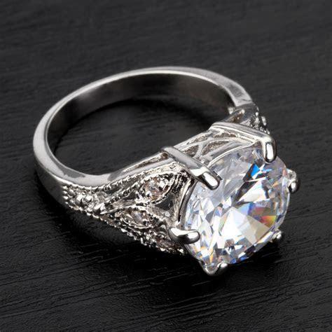 Art Deco Engagement Rings   Gemstone Buzz