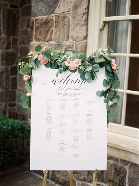 25  best ideas about Seating chart wedding on Pinterest