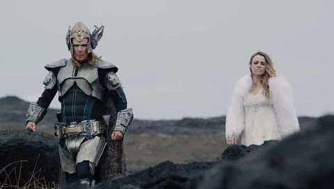 Game of Thrones meets Abba as Will Ferrell and Rachel McAdams erupt in Nordic rock