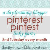 DIY Show Off Pinterest PinFest
