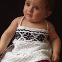 Sweetness Tank Top, from MagKnits magazine