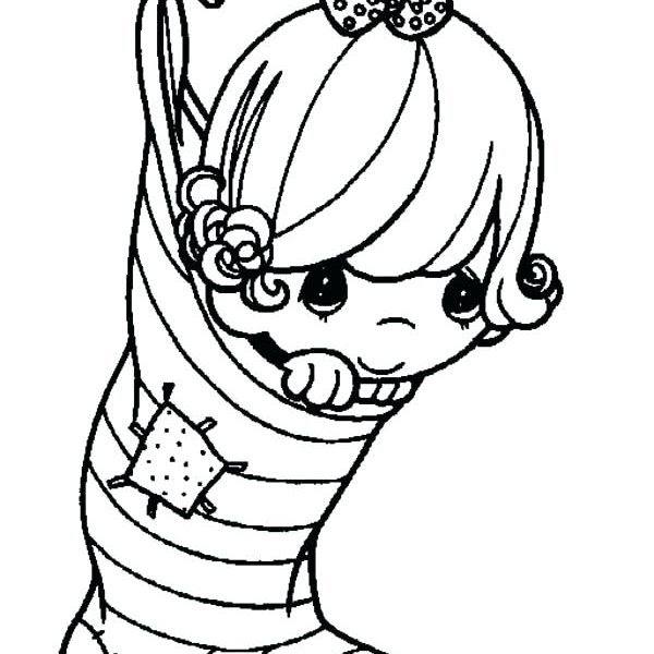 41 Coloring Pages Precious Moments Christmas Pictures