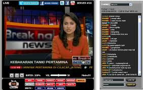 Membuat tv online di blog blogger