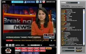 Membuat tv online di blog blogger