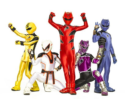 Power Rangers Jungle Fury Junglekeyfr Image 200