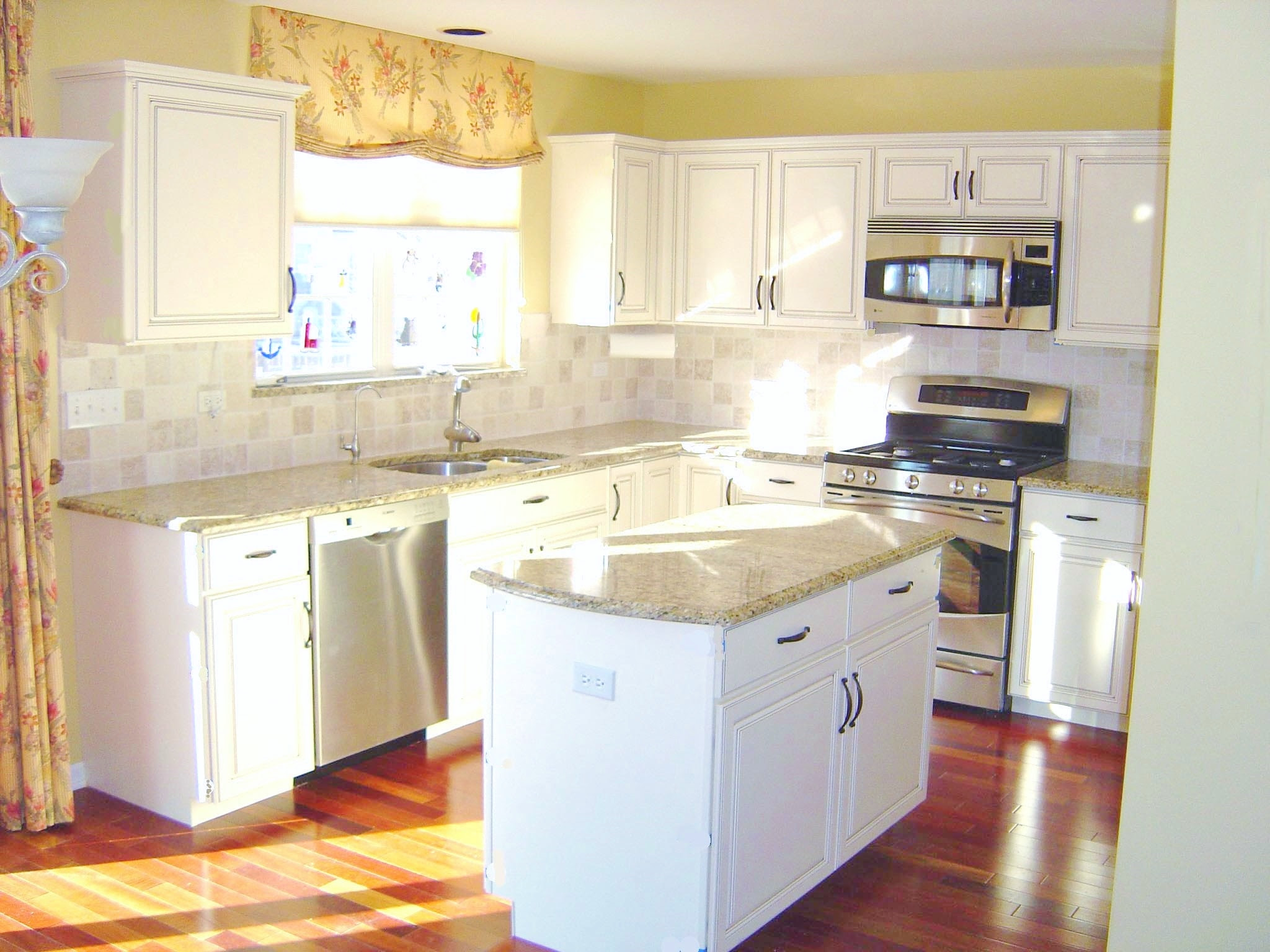 How To Make Old Kitchen Cabinets Look New Homswet