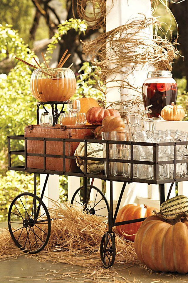 Backyard decorating ideas for halloween
