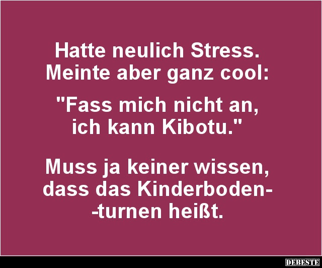 Lustige Sprüche Stress 10 Tausend Lieblings Spruch Bilder