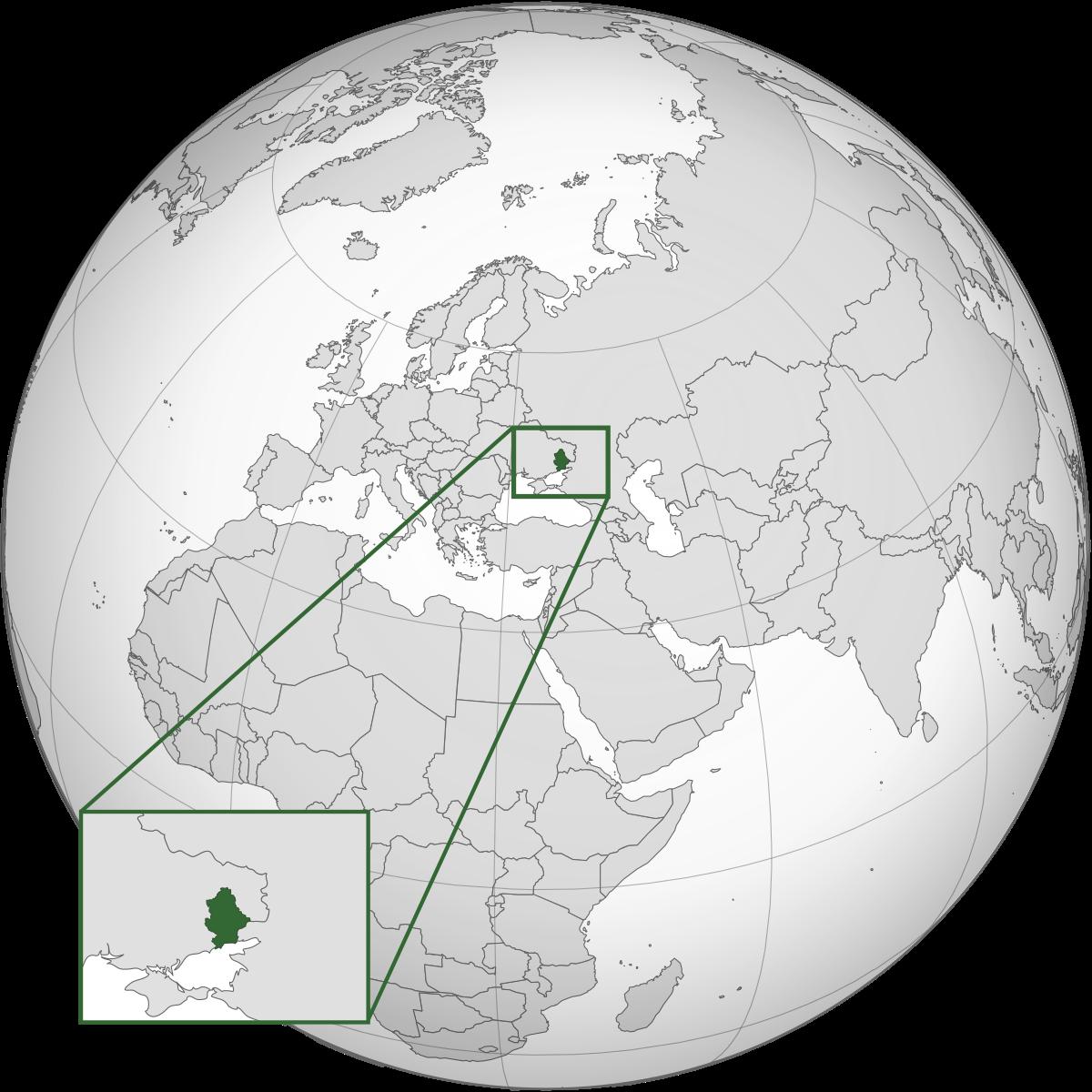 Repubblica Popolare Di Doneck Wikipedia