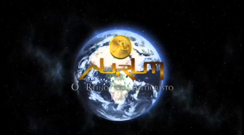Teaser 2 da Série (Au) Aurum: O Reino do Anticristo (Livro 1).