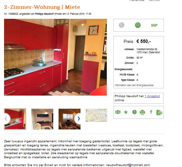 Wohnungsbetrug.blogspot.com: Neudorfneudorf@hotmail.com