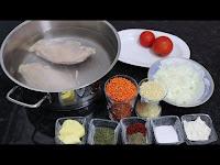 Sanki Çorba Değil Ana Yemek - Kolay Doğal Yemek Tarifleri