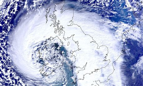 satellite image uk storm