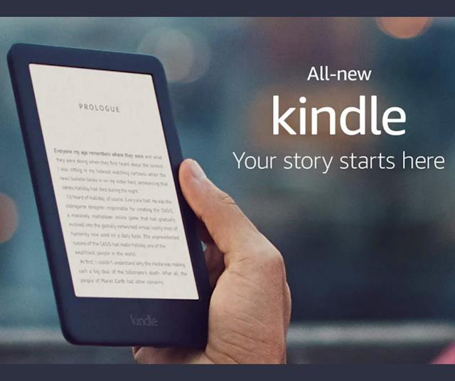 【電子書推介】閱讀器選哪台?Kindle 2019、Paperwhite 2018、Oasis 3 總介紹