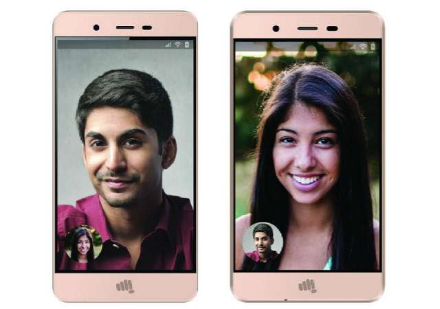 Micromax Introduced Vdeo 1 and Vdeo 2 Budget Smartphones with 4G VoLTE