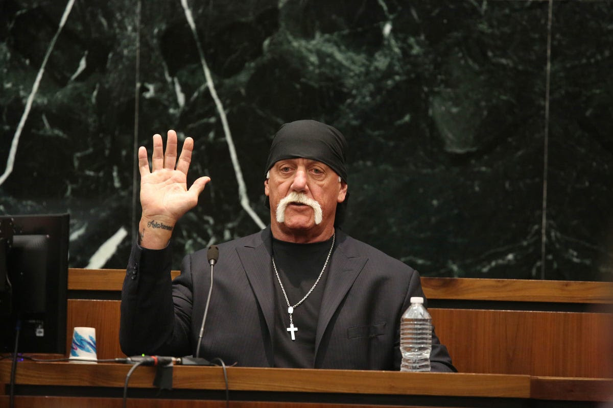 """Nobody Speak: Hulk Hogan, Gawker, and Trials of a Free Press"""