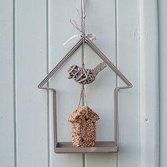 Kuş Besleyici Evi