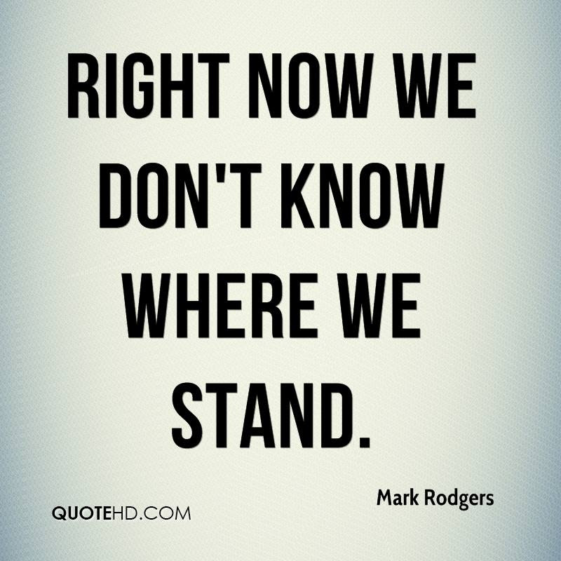Mark Rodgers Quotes Quotehd