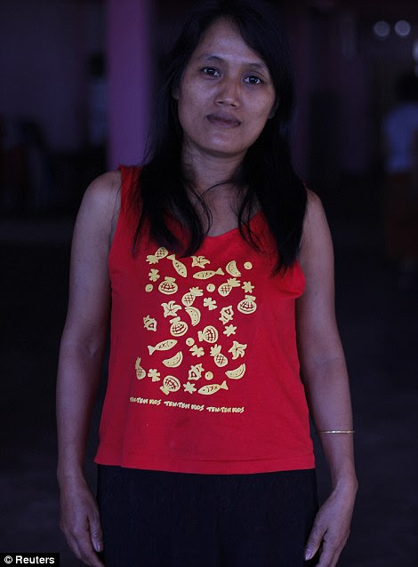 Rizapi, 35 anos, esposa de Ziona