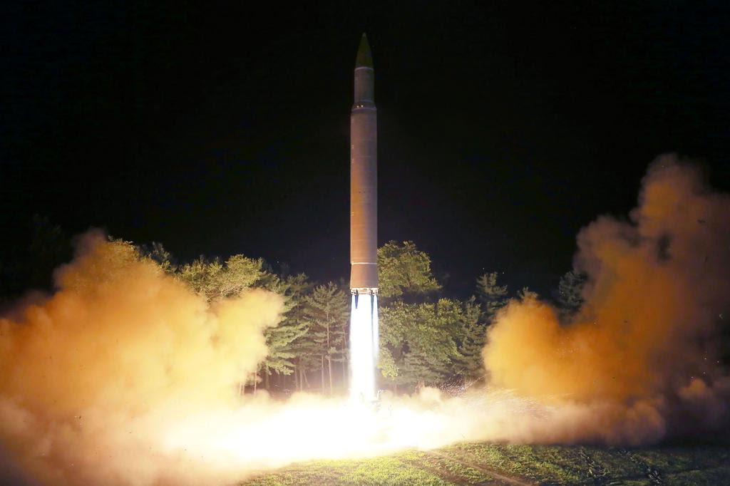 Coreia do Norte ameaça lançar míssil perto de base americana em Guam, no Oceano Pacífico