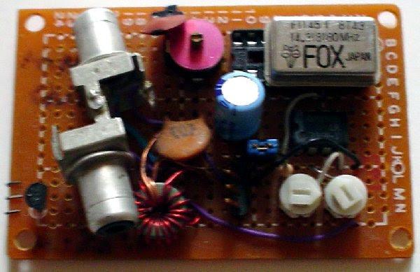 Cheap Shortwave Transmitter