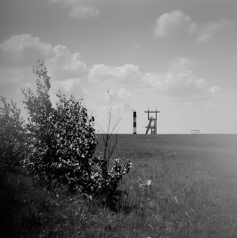 View from heap of coal - Copyright © 2013 Marcin Michalak Photography.